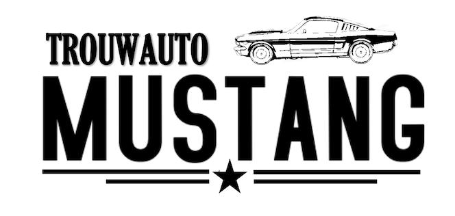 Mustang Trouwauto